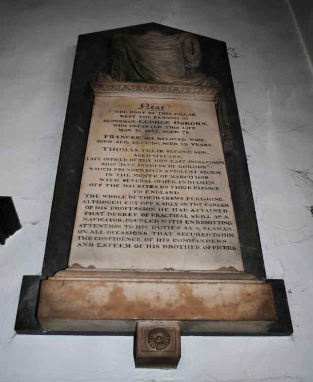 osborn memorial all saints northampton
