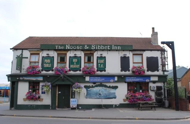 Noose & Gibbet Inn Sheffield