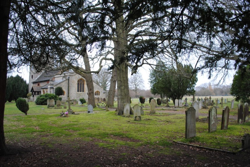 St Michael and All Angels Pirbright