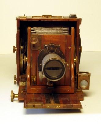 TE Lawrence camera Oxford