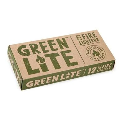 Green lite fire lighters