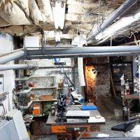 お宅拝見:芸術家トム・サックスの創作スタジオ。