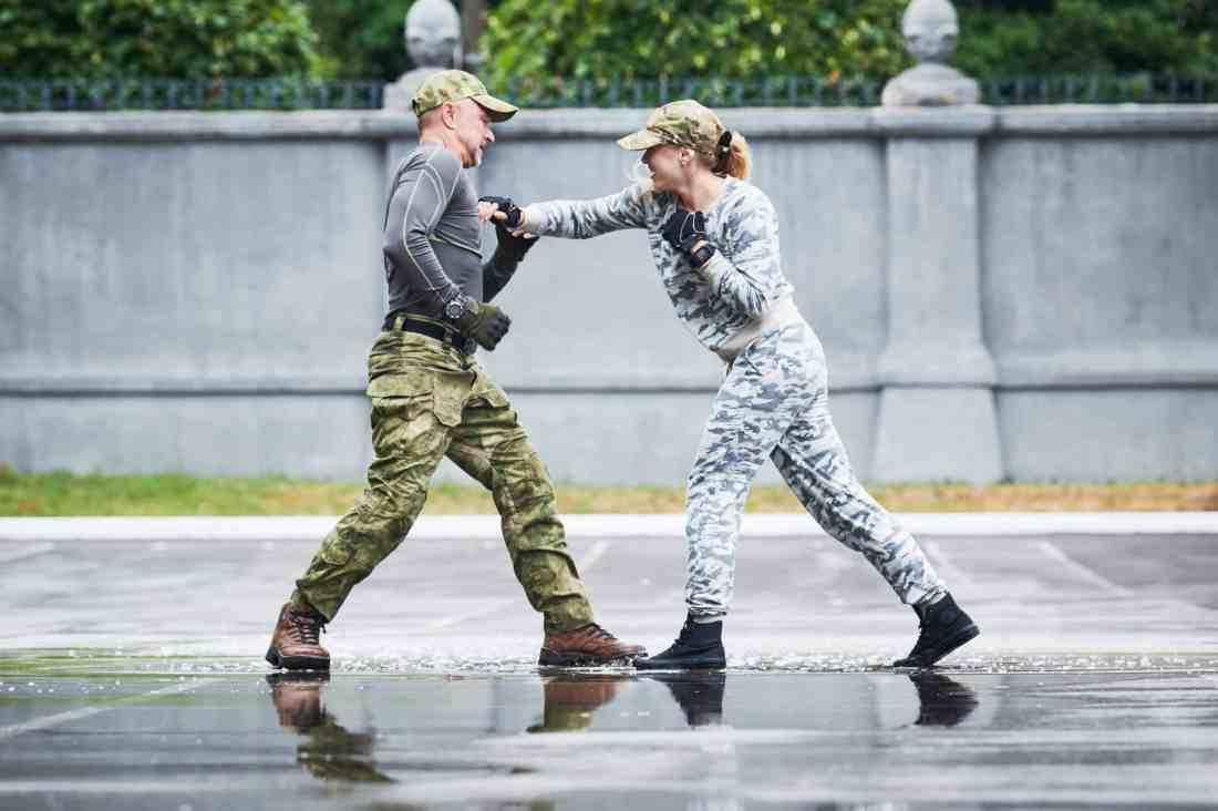 Las mejores artes marciales para la autodefensa