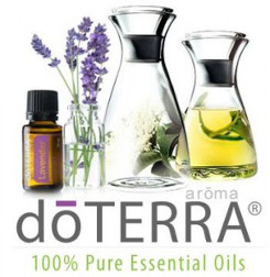 My doTERRA Essential Oils Business