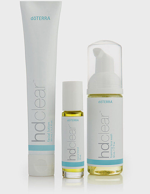 HDClear Facial Products