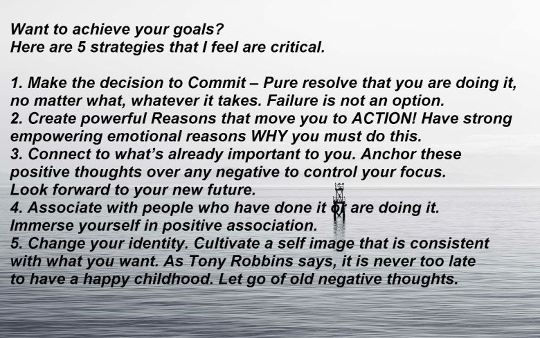 goal-achievement