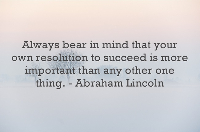 resolution-to-succeed-lincoln