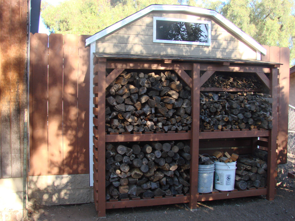 Lawn Mower Storage Shed Plans