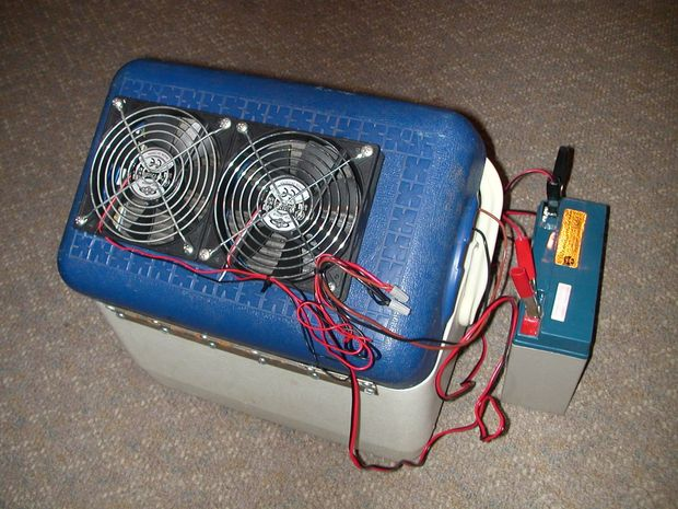 Home Air Conditioner Ice Build