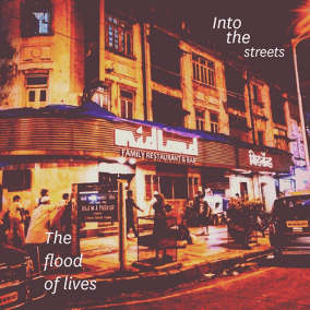 Into / the / streets / The / floor / of lives