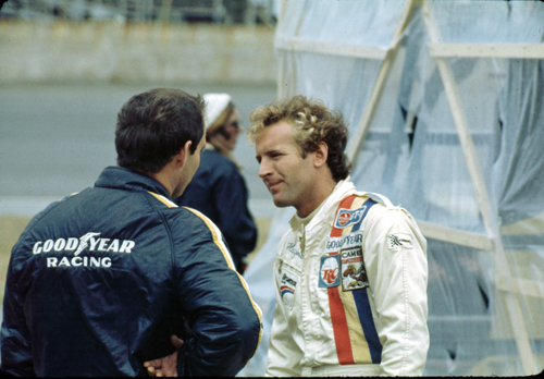 Hurley Haywood is considered one of the best to ever race at the 24 Hours of Daytona. Along with his co-driver Peter Greg they were almost unbeatable in the 1970's.