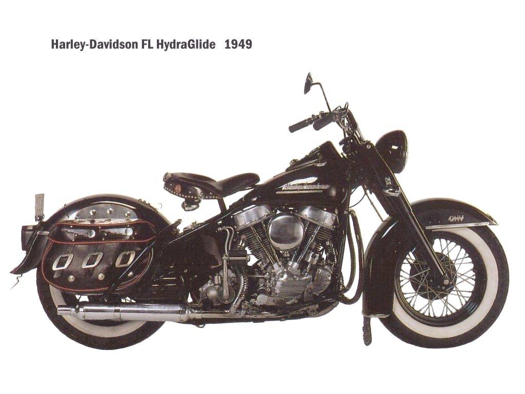 1949 Harley Davidson HydreGlide