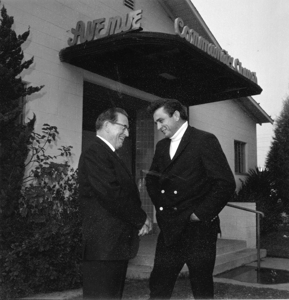 Johnny Cash Folsom Prison Reverend Gresset