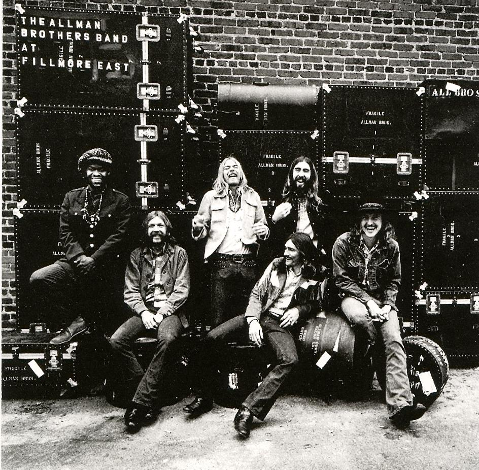 allman brothers band at filmore east