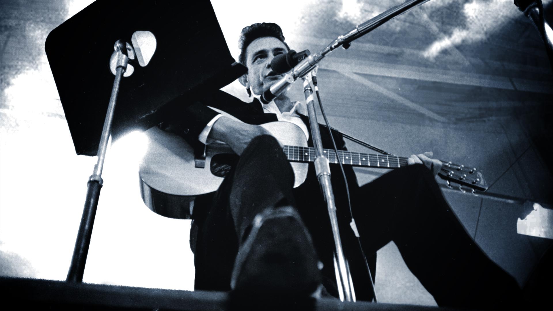 Johnny Cash Folsom Prison 1968