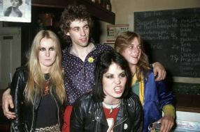the runaways Bob Geldof
