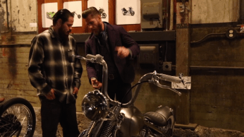 the one motorcycle show 2015 chopper