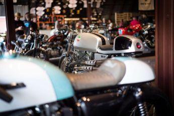 THE HANDBUILT SHOW AUSTIN MOTORCYCLE STEVE WEST THE SELVEDGE YARD PHOTOS