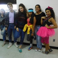 Spirit week spotlight – day 3, decade day
