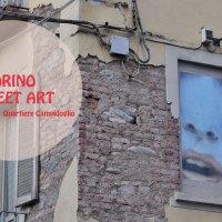 TORINO STREET ART AL BORGO CAMPIDOGLIO