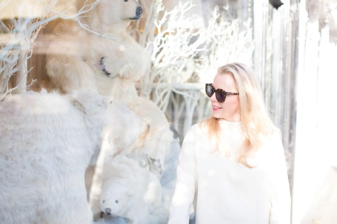 polar bears sequinist