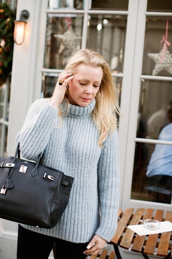 birkin sweater sequinist