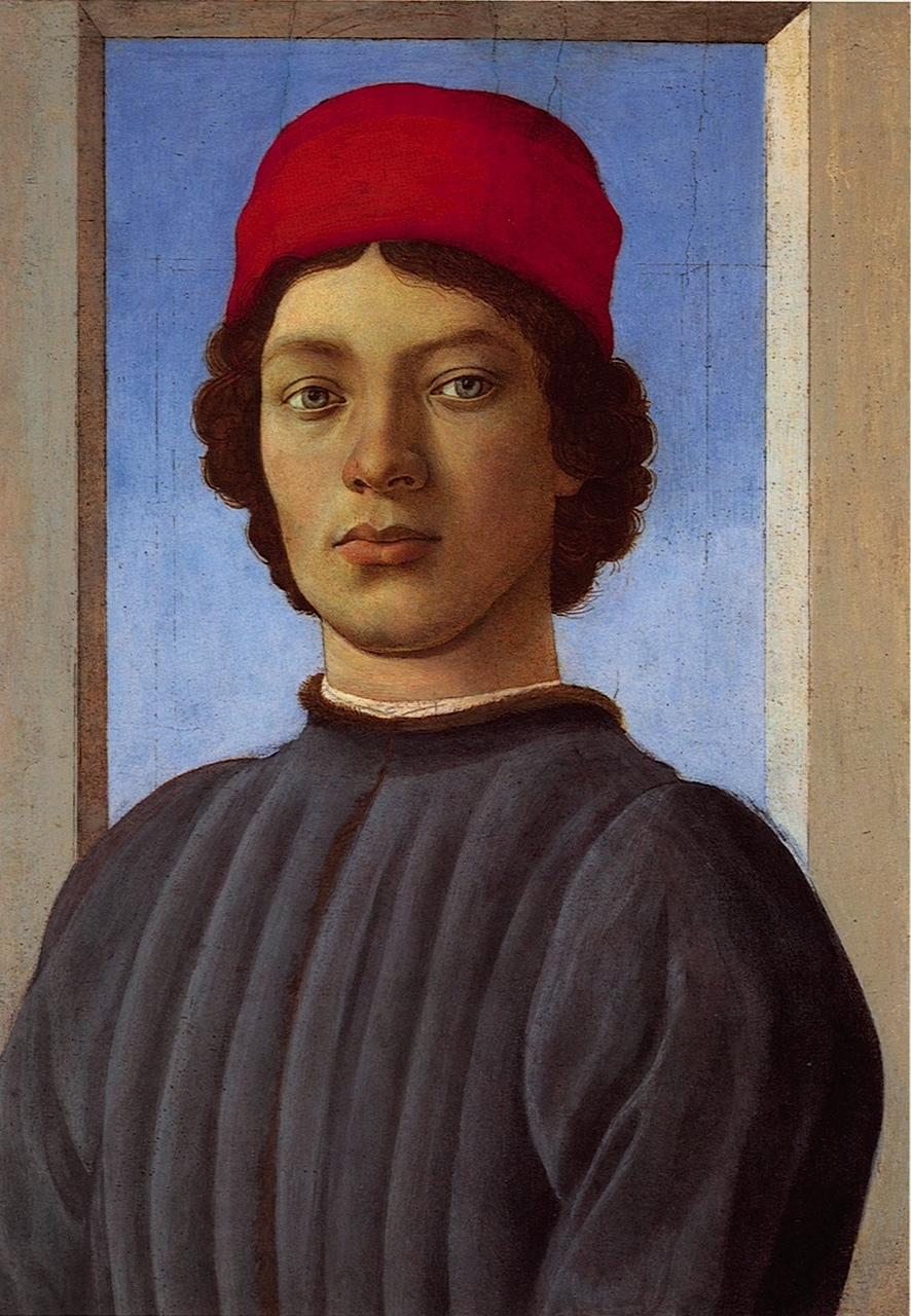 Boticelli red