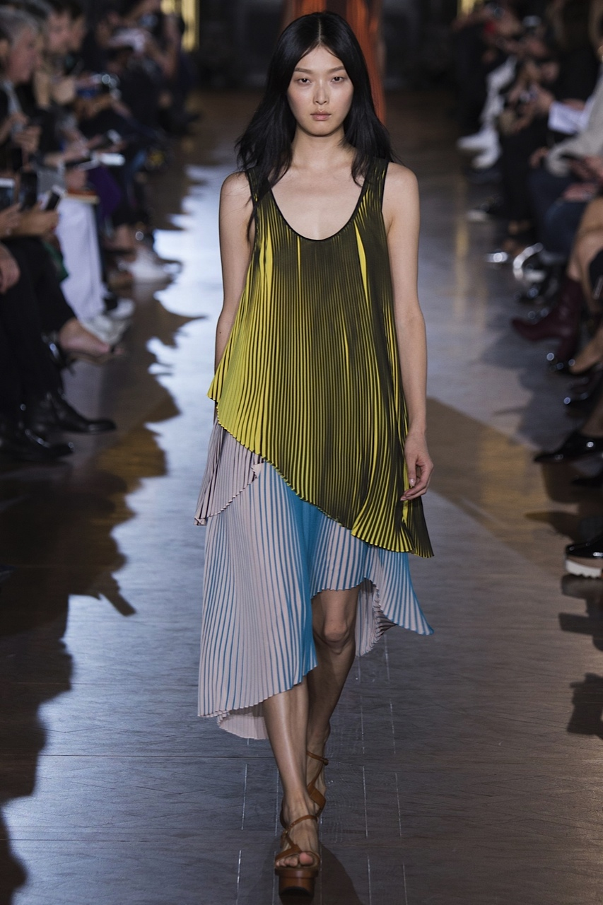 stella mccartney pleats 2016
