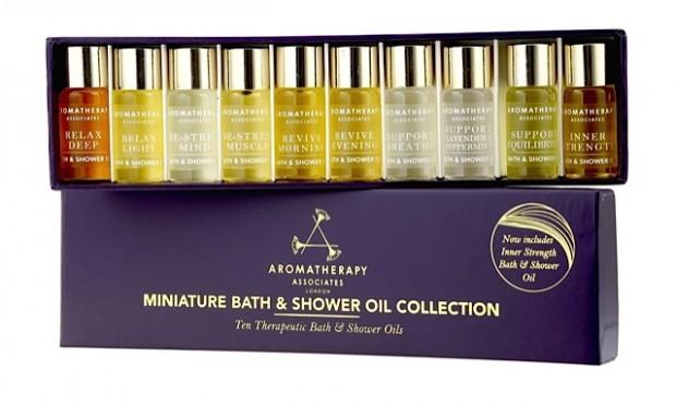 Aromatherapy miniatures