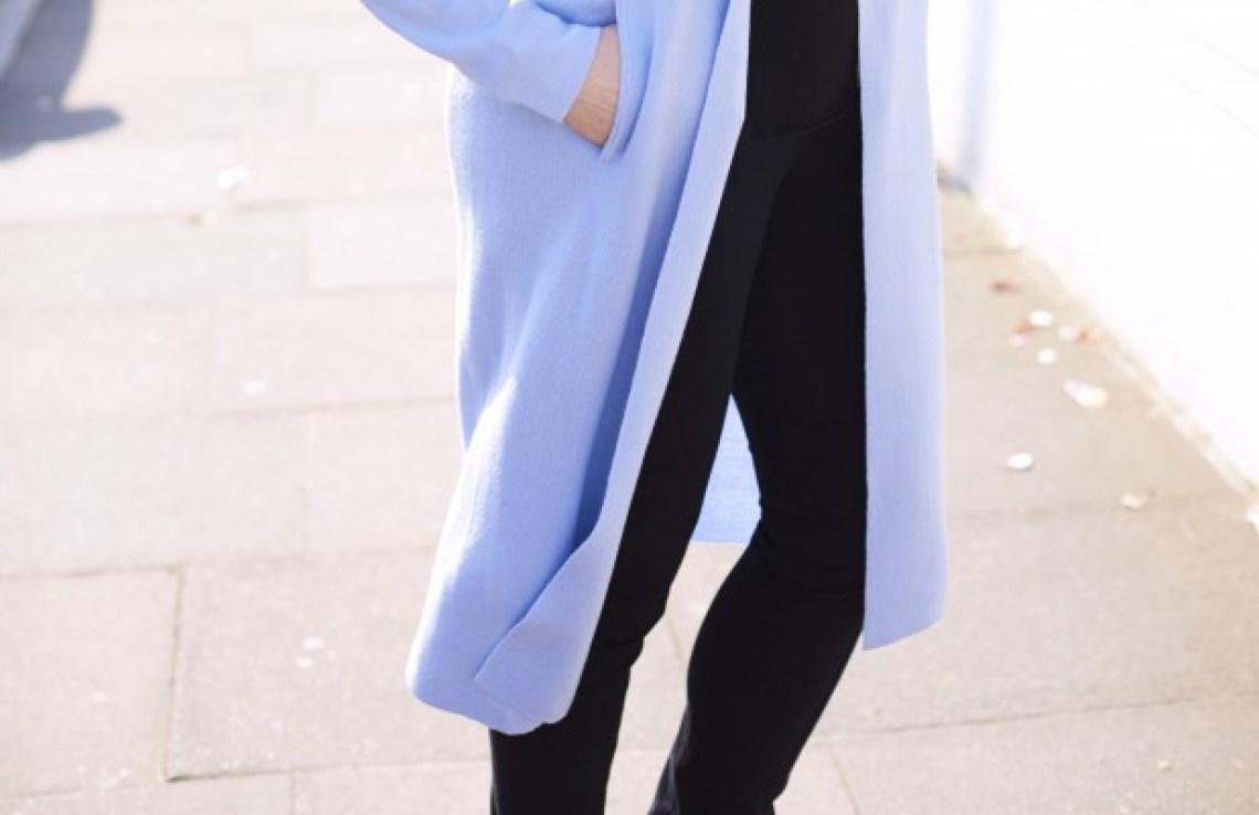 drape of merino coat