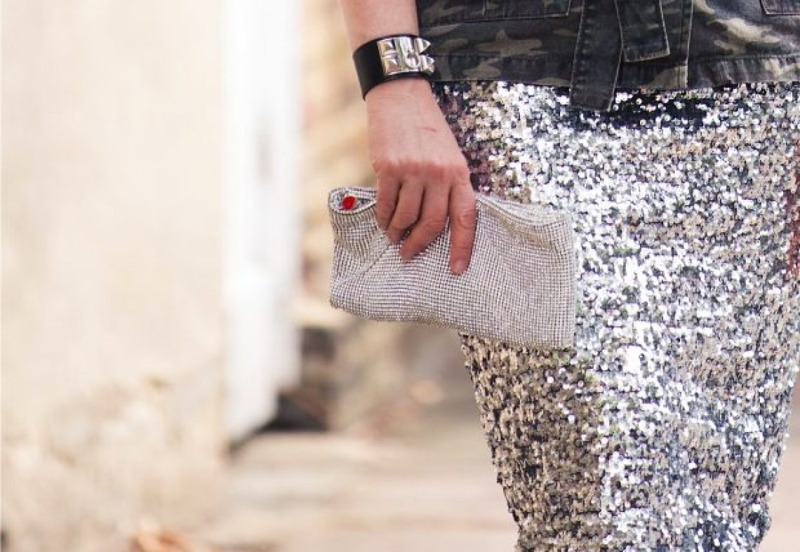 Camouflage and Sequins 3