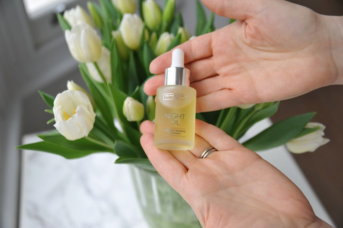 The White Company Night Oil