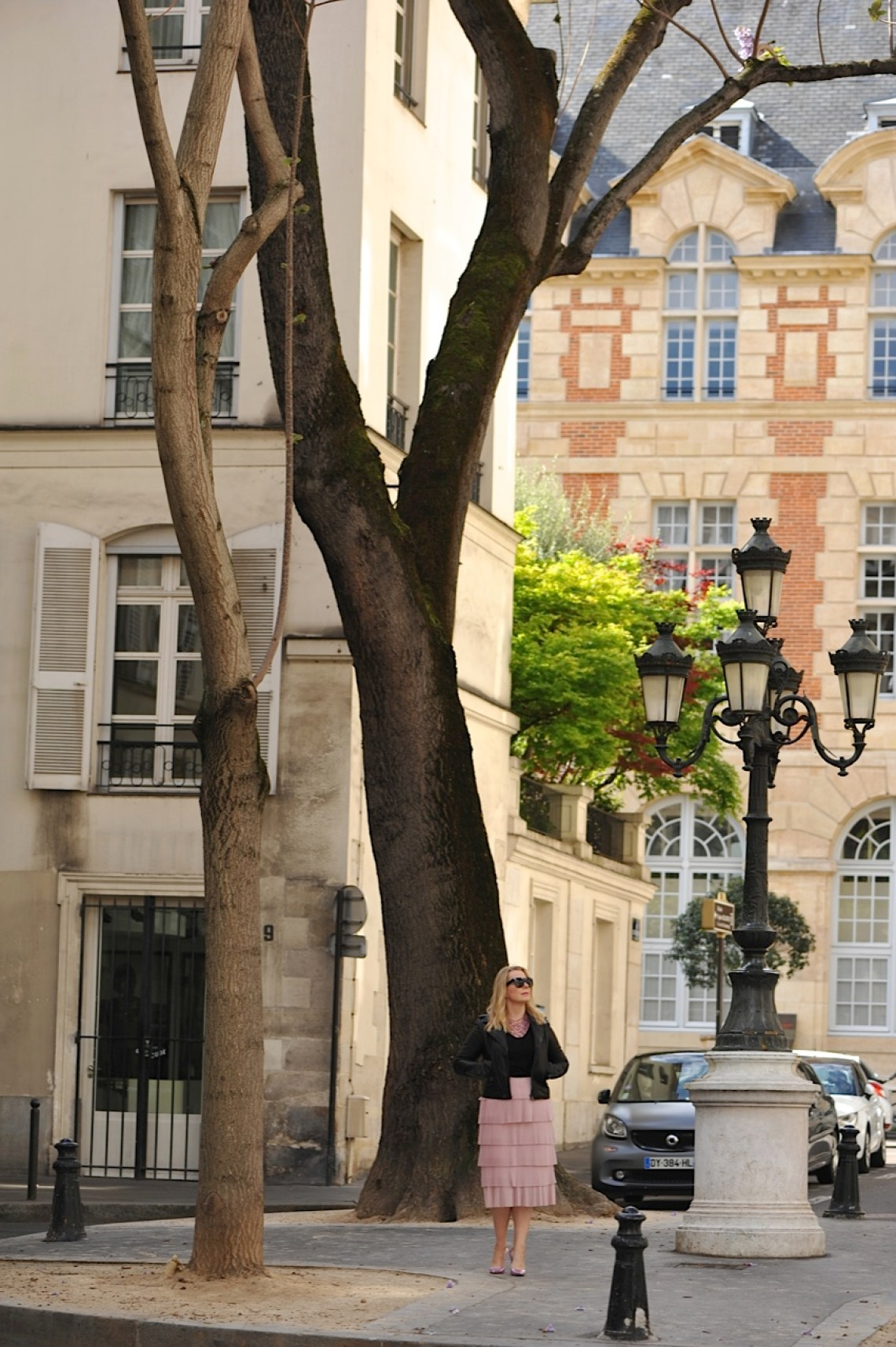 Place de Furstenberg, Paris