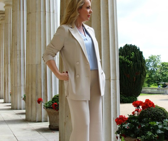 Trouser Suit Winser London Sequinist