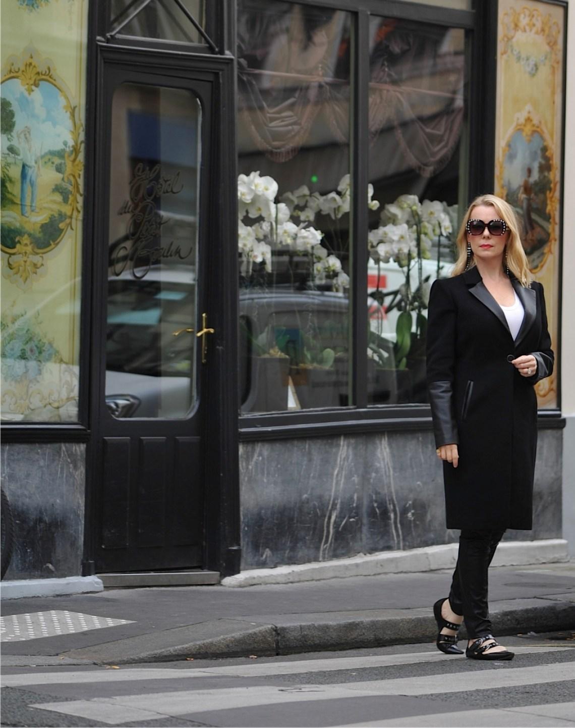 Paris Black Bling Boulangerie