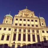 kurzer Besuch in Augsburg