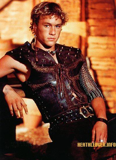 Roar A Throwback To Heath Ledger S Irish Prince Stint