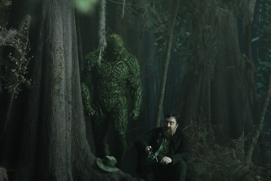 "Swamp Thing' 1×05 Recap: ""Drive All Night"""