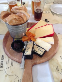 King Island Cheese Platter