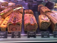 Pate looking delicious at Les Halles