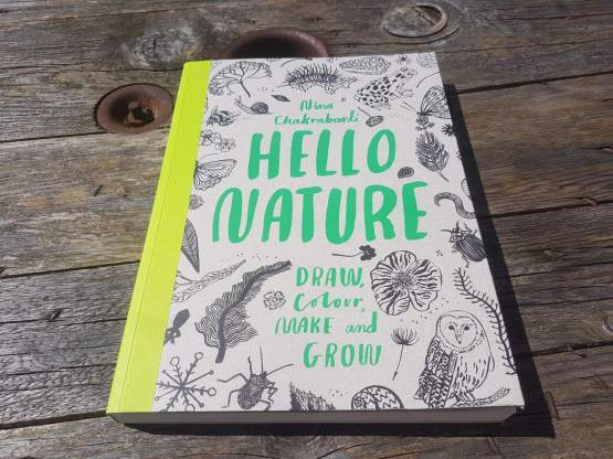 hello nature book front cover