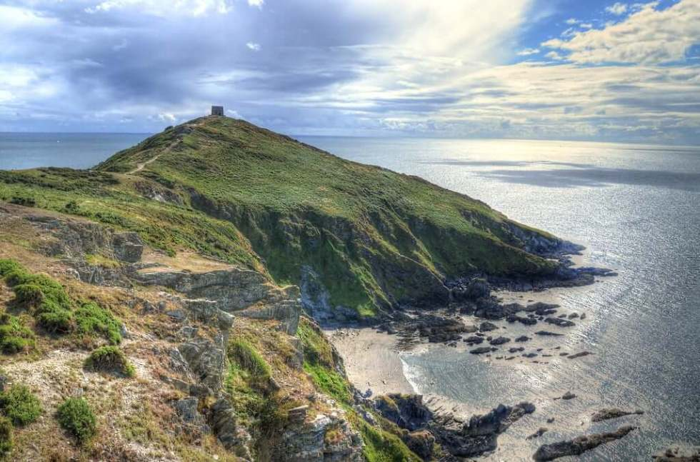 rame head cornwall
