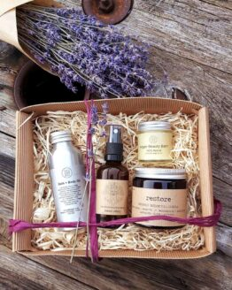relax and restore gift set