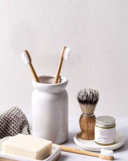 shaving brush main