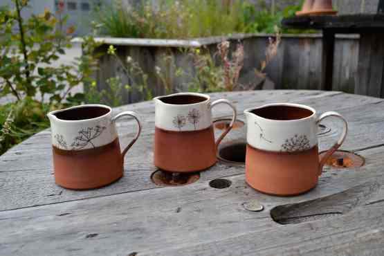 wendy calder milk jugs