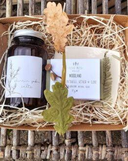 woodland gift set