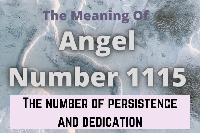 meaning of angel number 1115