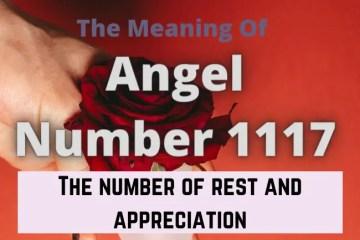 angel number 1117