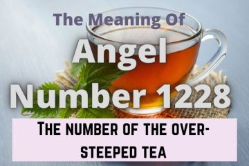 angel number 1228 meaning