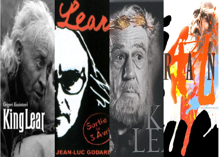 Four Faces of King Lear
